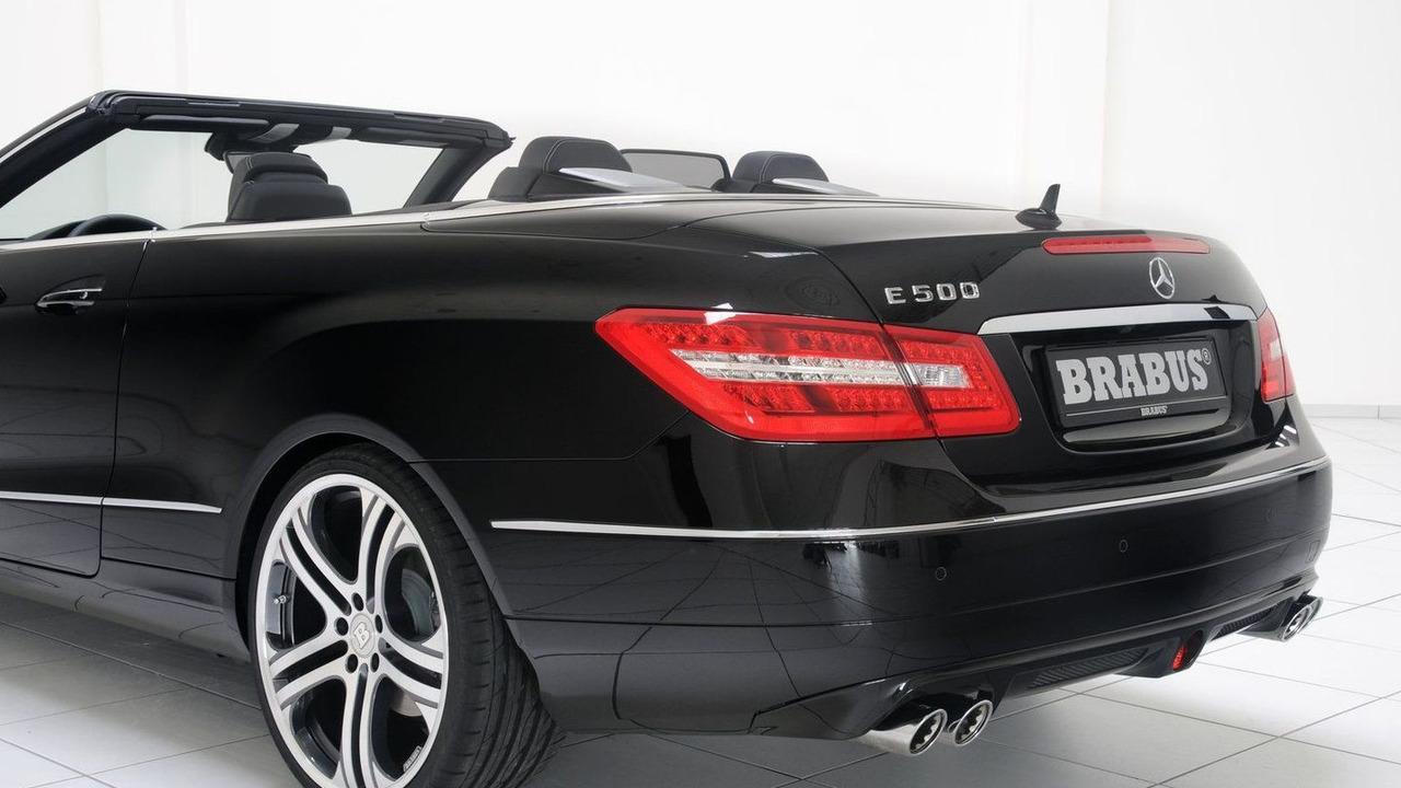 Brabus E Cl E500 Cabriolet 30 03 2010