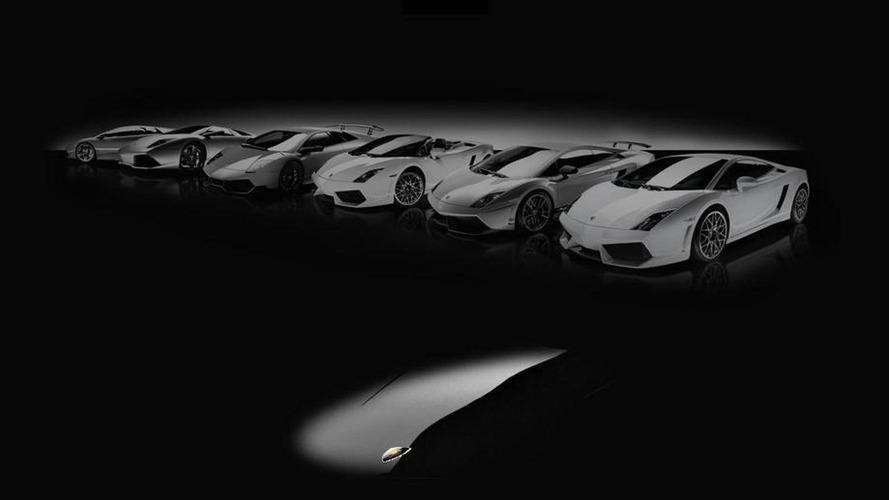 Lamborghini Jota Teased, kind of