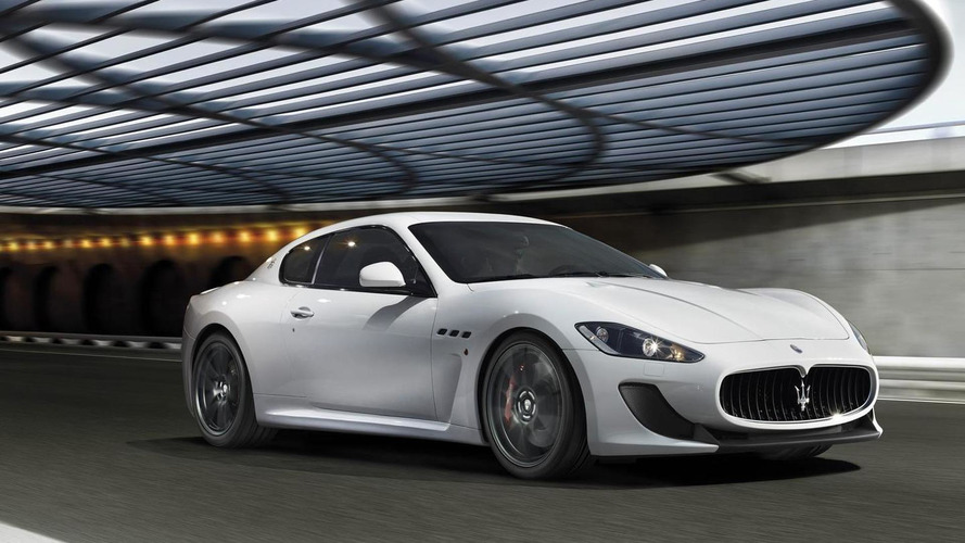 Maserati GranTurismo MC for U.S. revealed