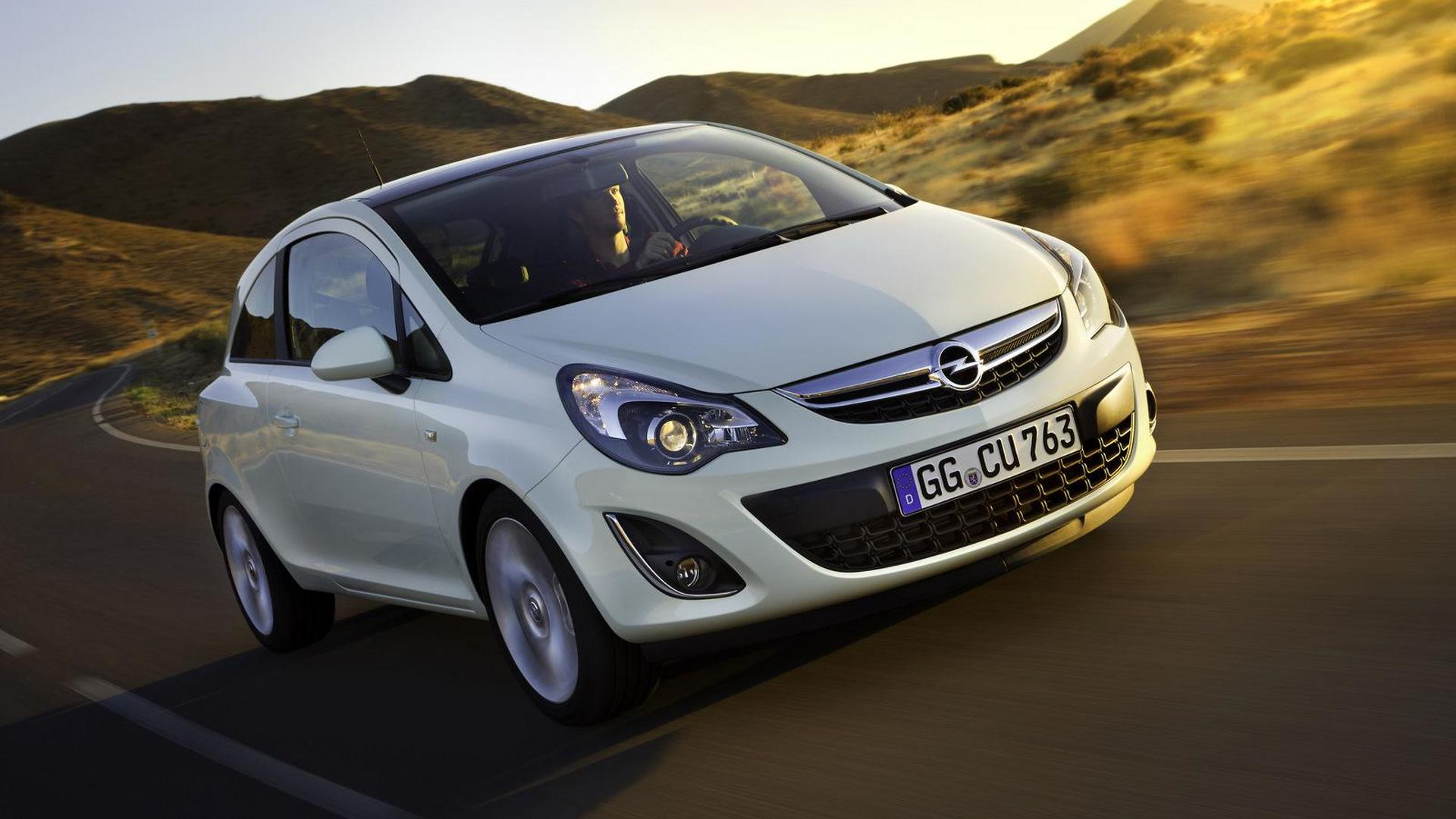 Opel Corsa 2010: beauty and style 19