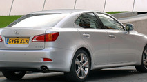 2009 Lexus IS Facelift