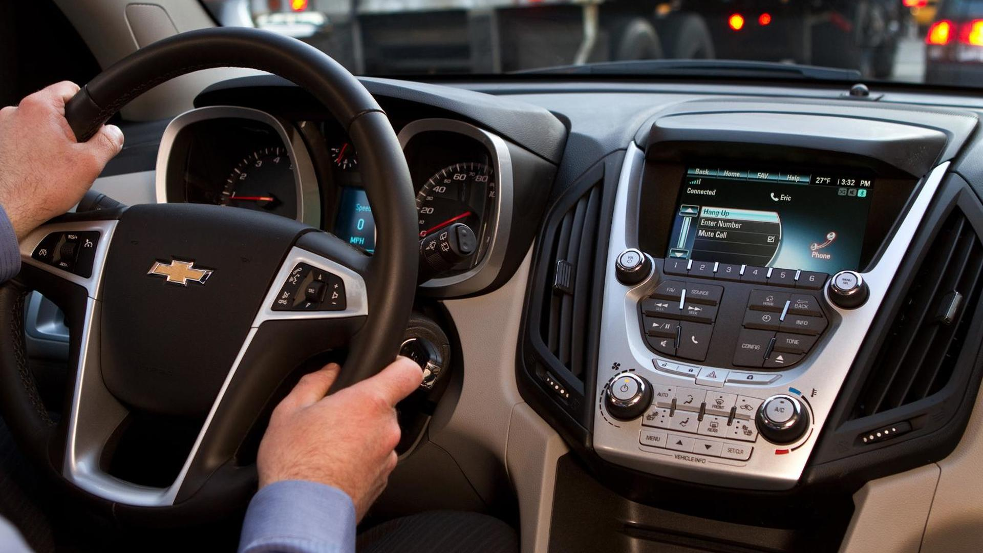 My Link Chevrolet >> Gm Introduces Mylink Infotainment System