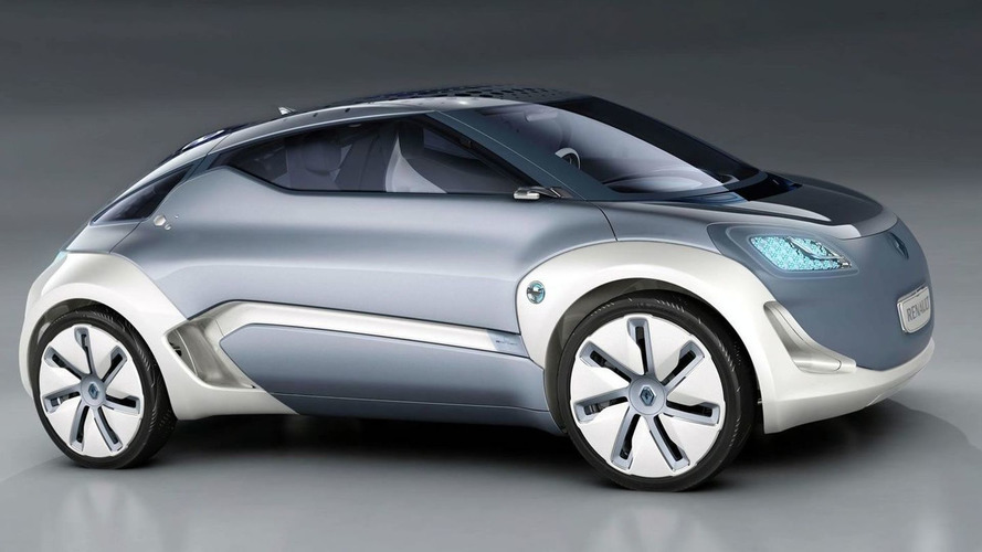 Renault Zoe Zero Emission Z.E. Concept [Video]