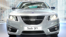 2010 Saab 9-5 World Debut at 2009 Frankfurt Auto Show