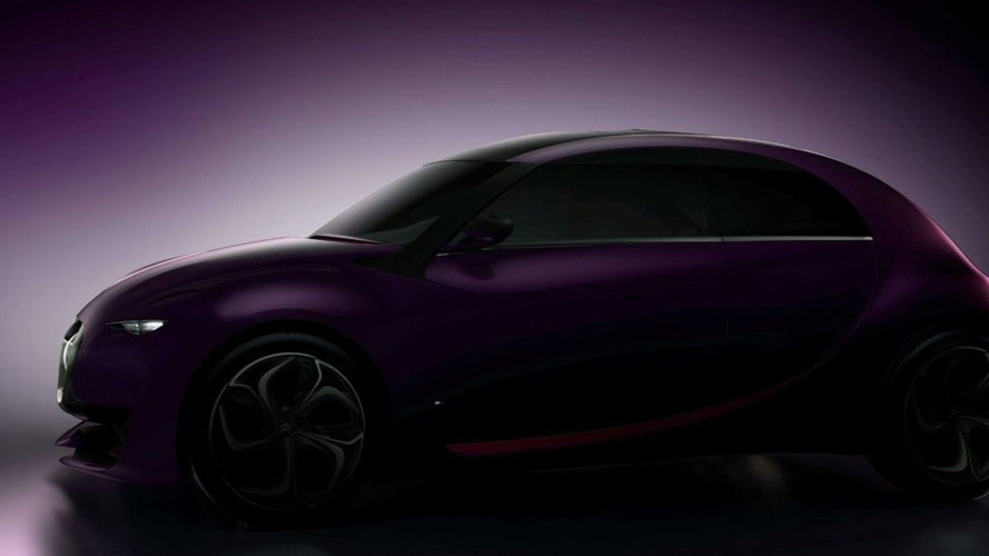 Citroen Releases Possible 2CV Concept Teaser for Frankfurt