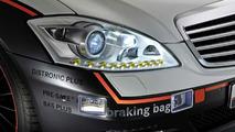 Benz ESF 2009 S400 Hybrid Concept