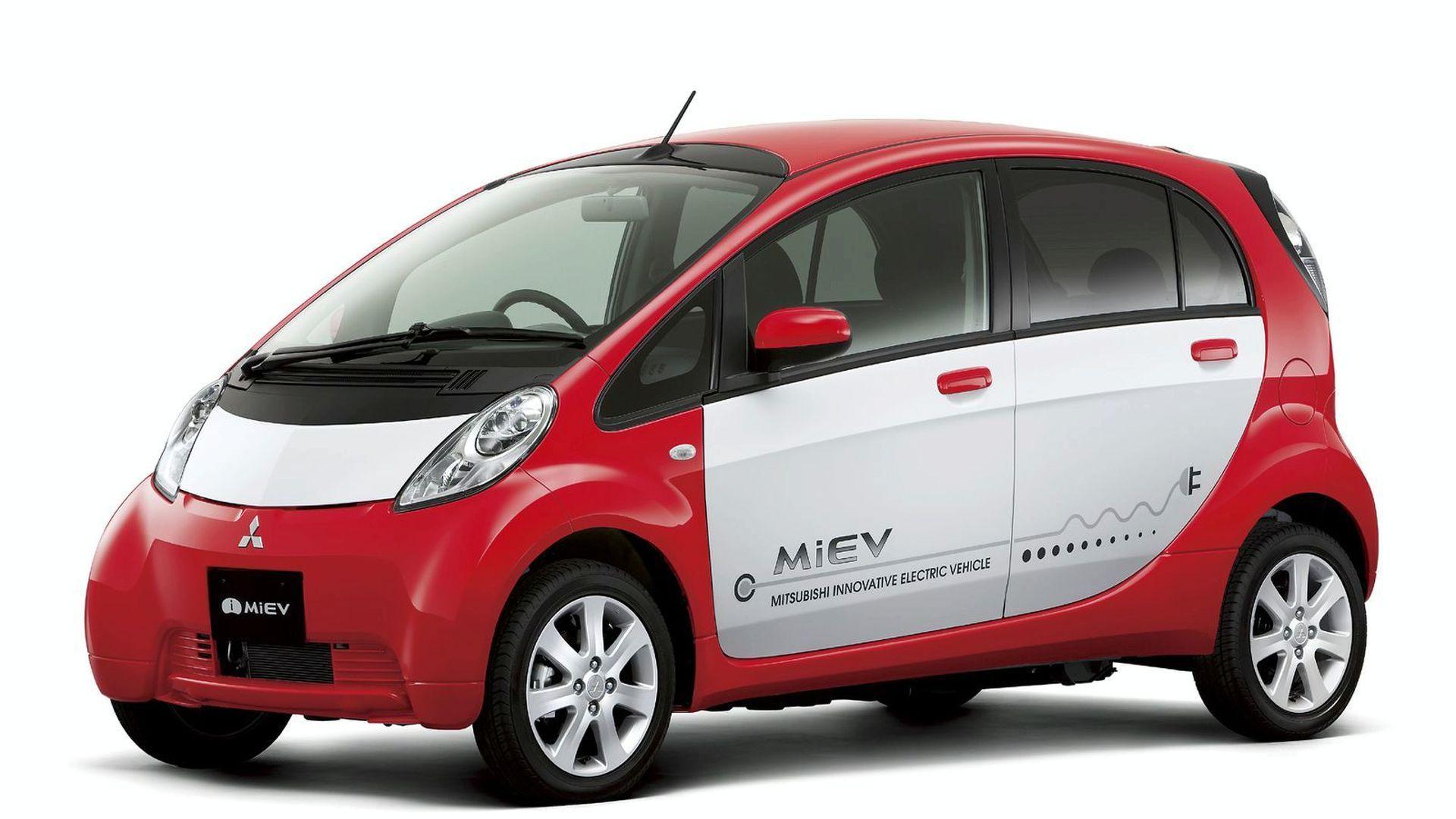2021 Mitsubishi I-MIEV Price and Review