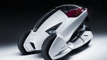 Honda 3R-C Concept first photos 24.02.2010
