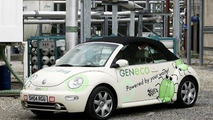 Bio Bug - A VW Beetle that has been converted to run on human excrement