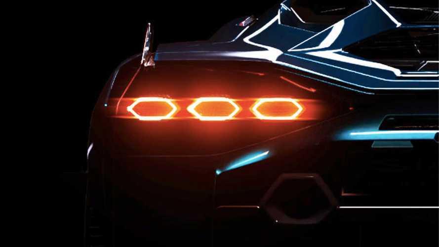 Lamborghini est sur le point de présenter un nouveau modèle
