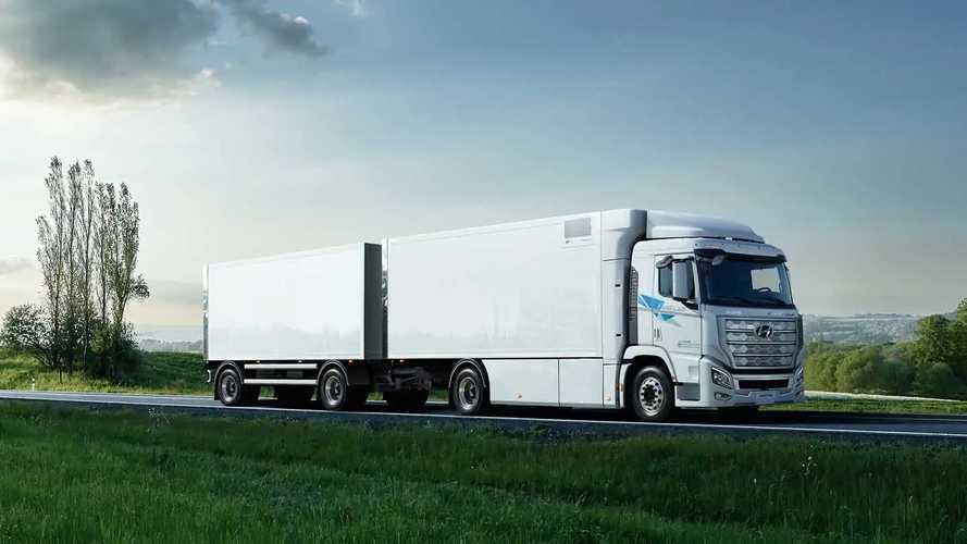 Hyundai XCient Fuel Cell, il camion a idrogeno è su strada