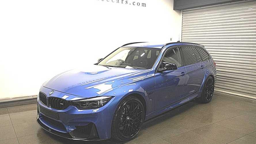 Au Royaume-Uni, une entreprise transforme les BMW Série 3 en M3 Touring