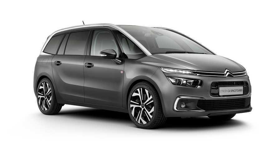 Citroën Grand C4 SpaceTourer: nueva serie especial C-Series