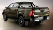 Toyota Hilux restyling 2021