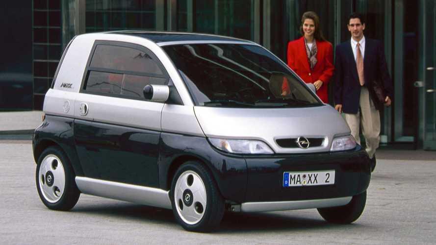 Prototipos olvidados: Opel Maxx (1995)