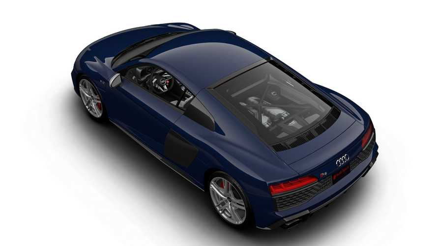 Audi R8 V10 Quattro Limited Edition