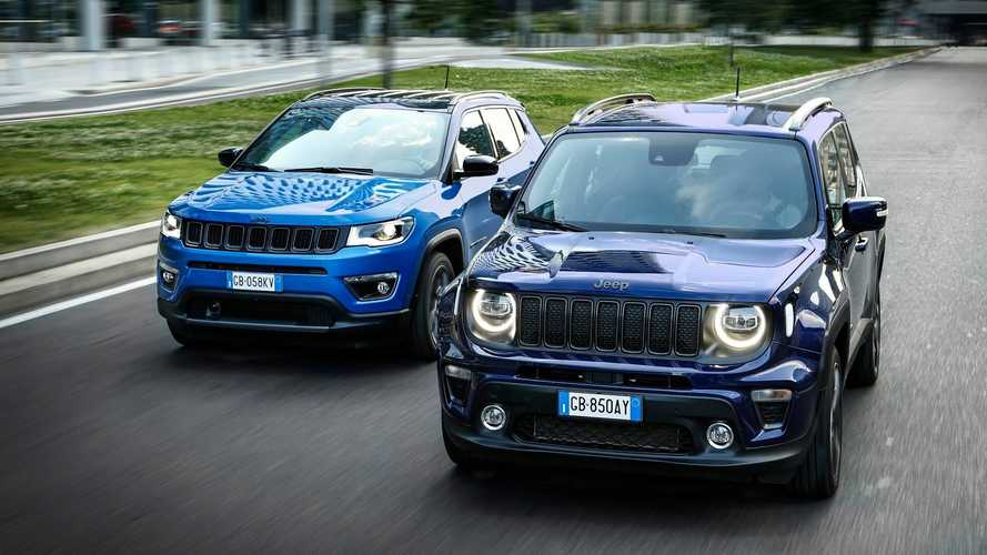 Jeep Unveils Renegade 4xe And Compass 4xe PHEVs