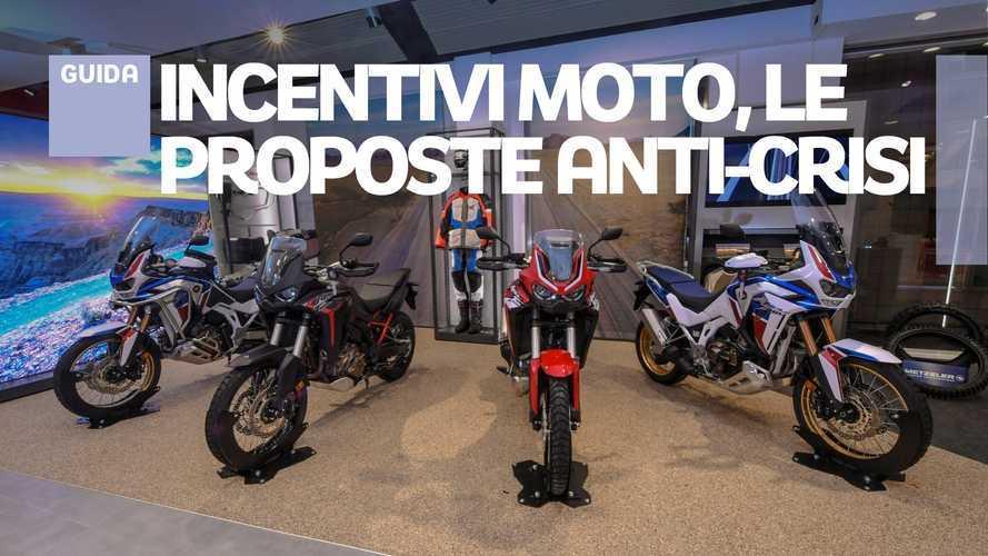Mercato: e se fosse l'Europa a salvare il motociclismo italiano?