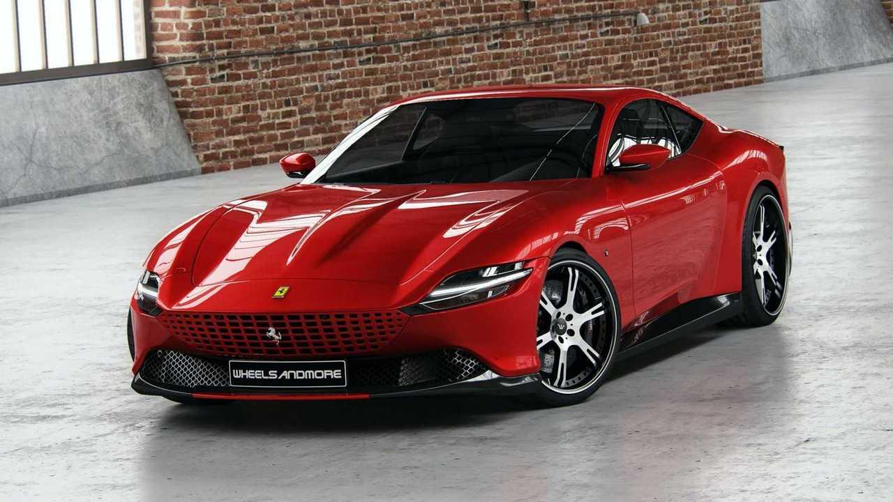 Ferrari Roma by Wheelsandmore