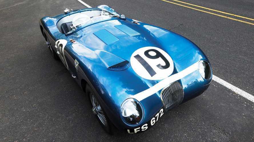 Le 10 Jaguar più rare e costose di sempre