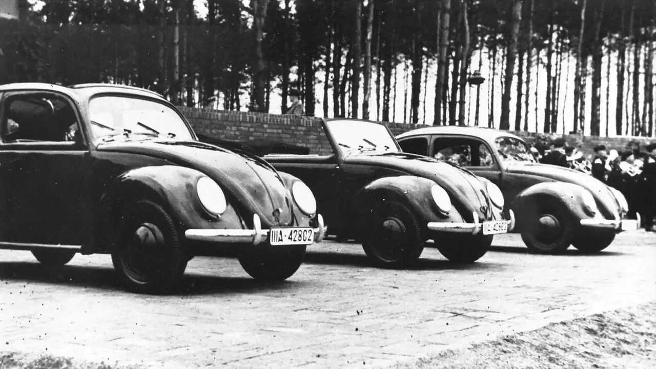 VW Typ 38 Cabriolet (1938)