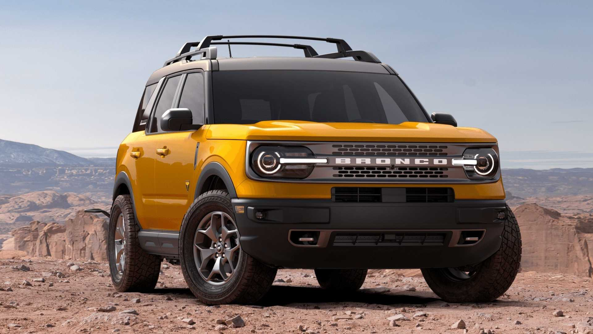 Most Expensive 2021 Ford Bronco Sport Costs $39,864