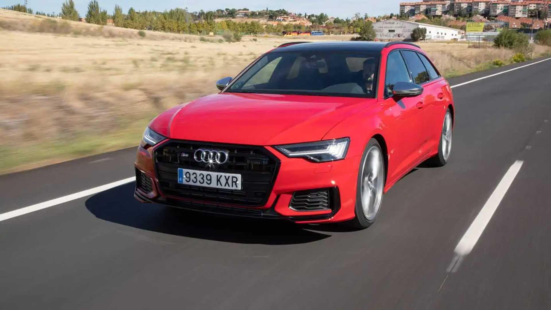 2020 Audi A6 Comes History