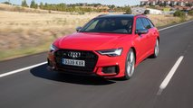 Prueba Audi S6 Avant TDI quattro 2020