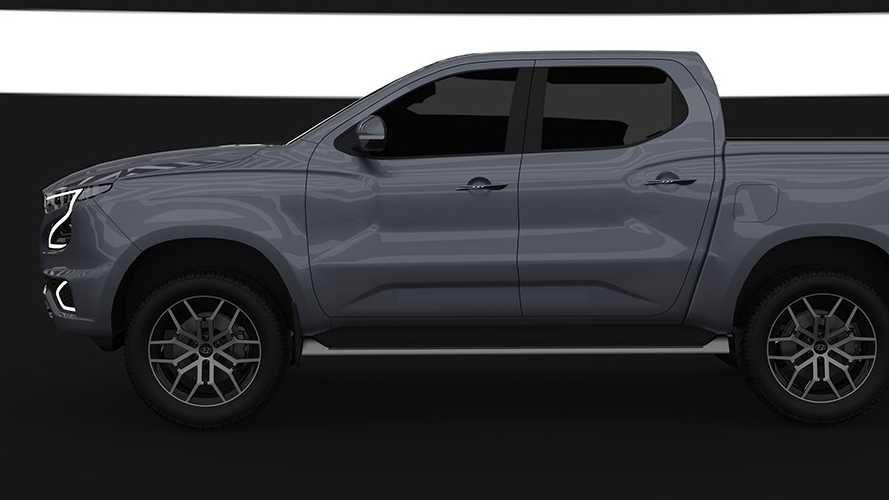 Picape Hyundai Tarlac - Projeções