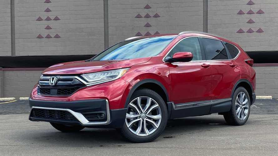 2020 Honda CR-V Touring: Review