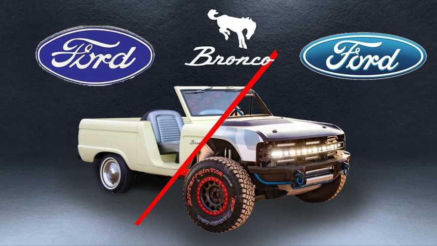 Проникнитесь эволюцией Ford Bronco всего за полторы минуты