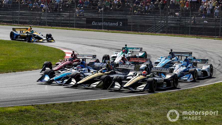 F1 must aim for IndyCar levels of competitiveness, says Brown