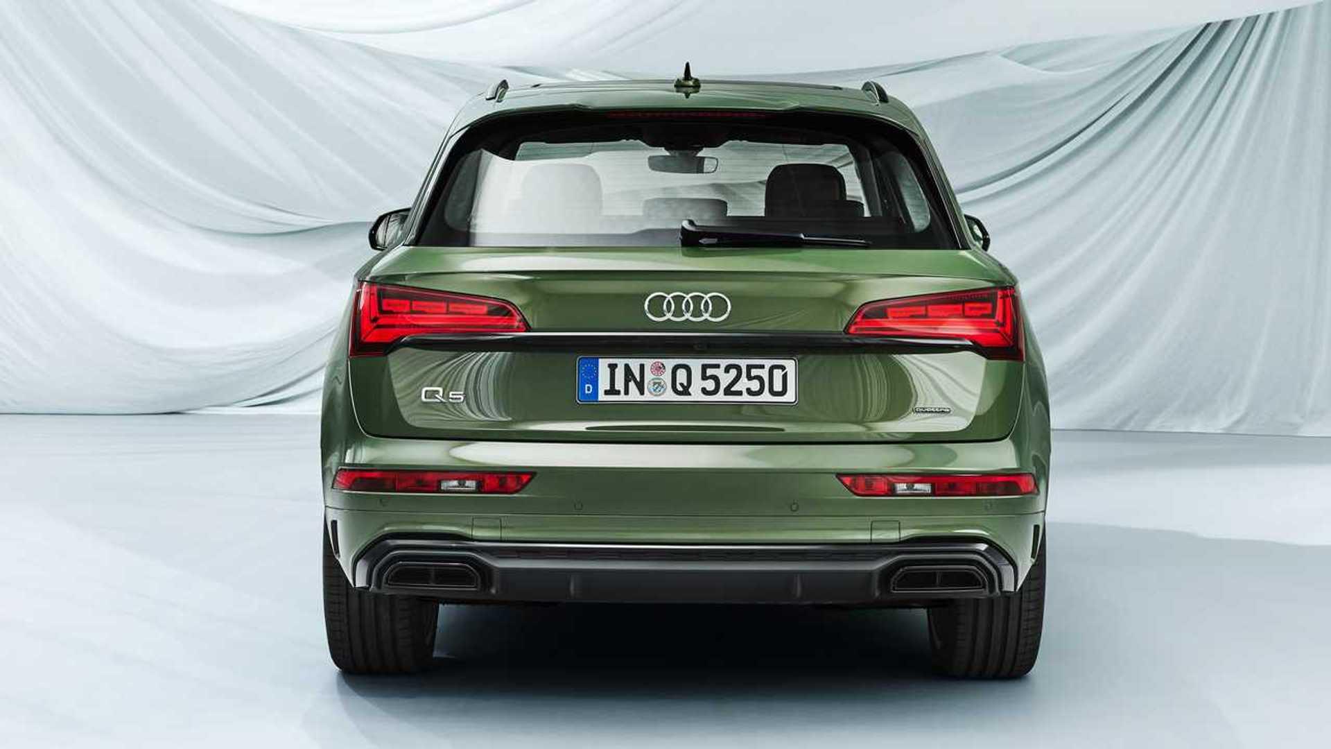 Audi Q5 II Restyling (2020) 54