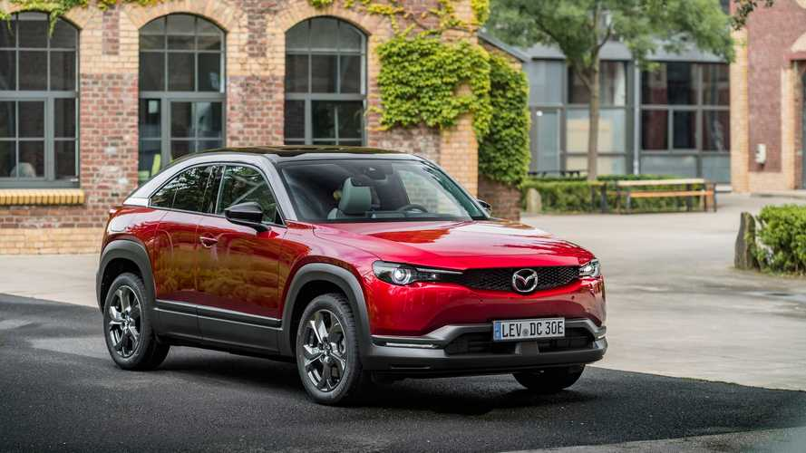 Mazda MX-30 Will Gain Rotary Engine Range Extender In 2022