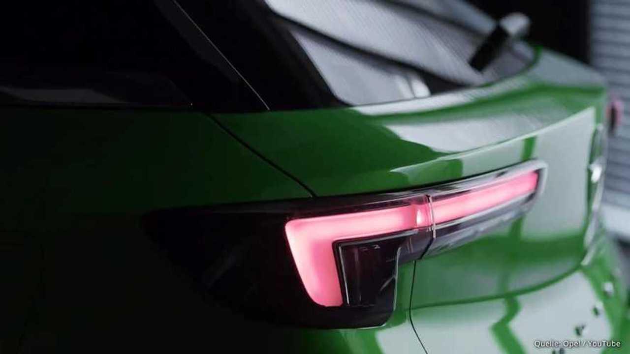 Opel Mokka X (2020) Immagini dello schermo