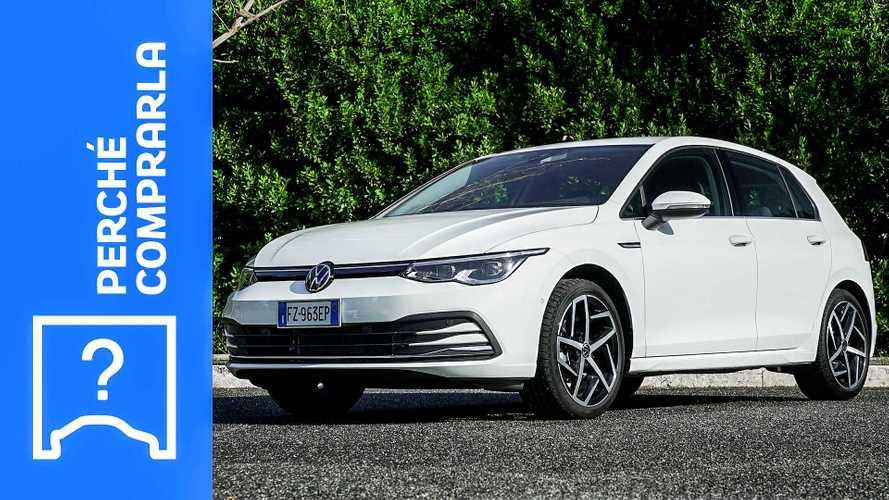 Volkswagen Golf, perché comprarla e perché no