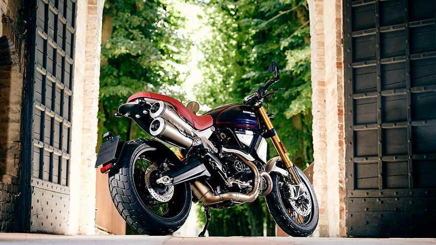 Ducati Scrambler 1100 Sport PRO Scuderia Club Italia
