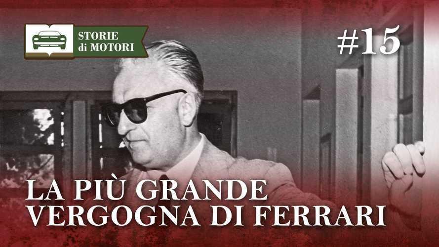 Il fallimento imprenditoriale di Enzo Ferrari