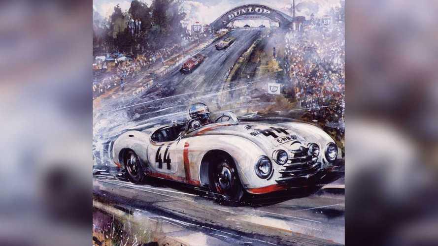 Skoda Sport, en las 24 Horas de Le Mans de 1950