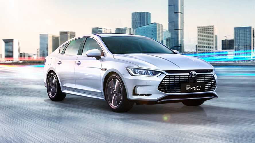 China: BYD Sold Over 12,000 Plug-In Electric Cars In April 2020