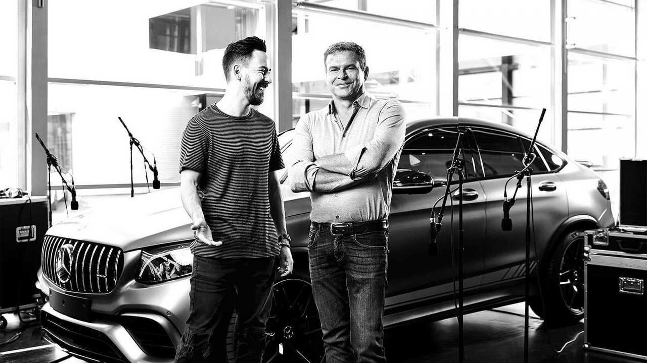 Mike Shinoda et Tobias Moers