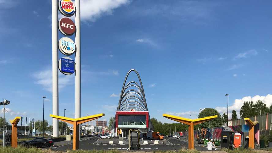 Fastned Opens Its First Charging Station In Amsterdam
