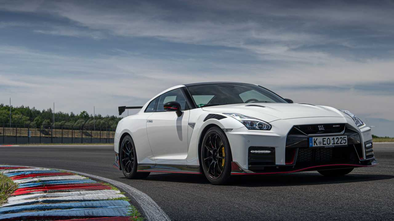 Nissan GT-R Nismo: 600 PS