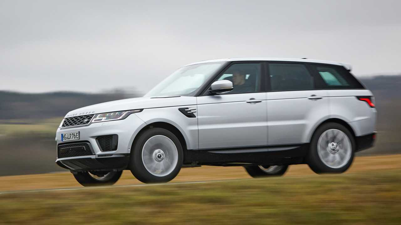 Range Rover Sport D300: 306 CV