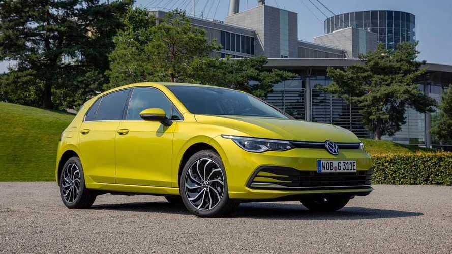 New plug-in hybrid Volkswagen Golf starts at just under £33k