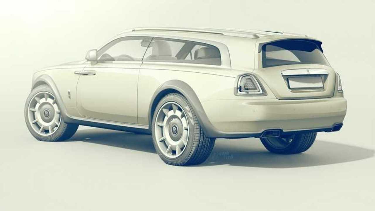 Rolls-Royce Wraith Shooting Brake