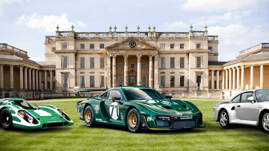 Special Porsche event by UK enthusiasts announced