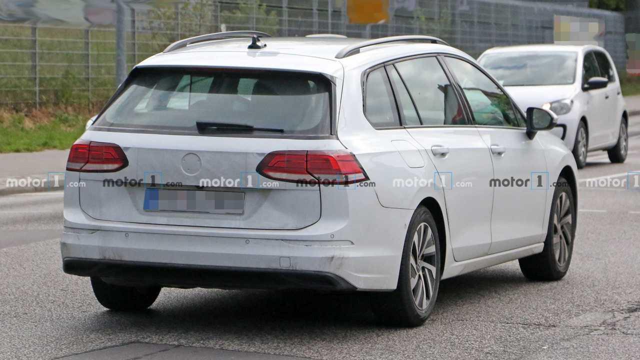 Flagra: VW Golf Variant 2021