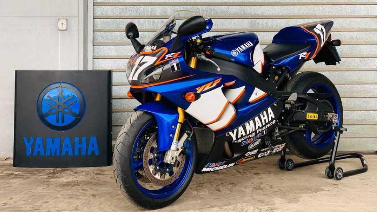Yamaha YZF-R7 Bol d'Or 2000