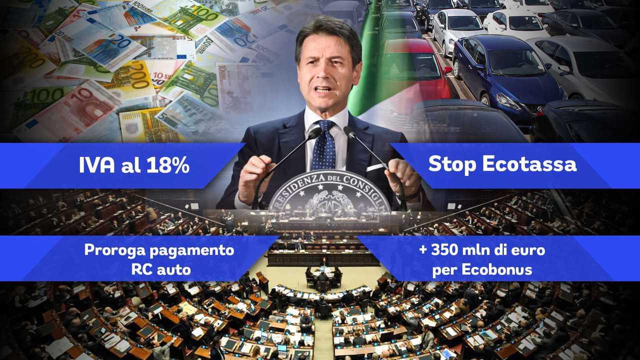 Copertina 2 Nuovi incentivi auto, stop Ecotassa